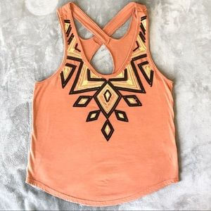 Urban Outfitter Staring at Stars Sequins Tank